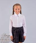 Блузка для девочки Модель 09/4-д