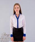 Блузка для девочки Модель 07/3-д