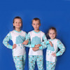 Пижама для девочки Облака