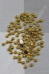 """Полубусины """"Металлик"""" 10 мм*50 гр (SF-796), золото Арт. 5050-799"""