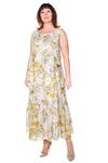 РАСПРОДАЖА. Платье М2985  Размеры: 48-52