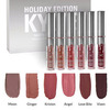 Блестки Kylie Matte liquid lipstick holiday edinion (6 цв)