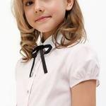 Блузка детская для девочек Muscari светло-розовый