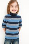 Джемпер детский для мальчиков Hadid синий [20120170047#синий]