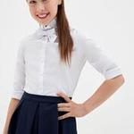 Блузка детская для девочек Meriel белый