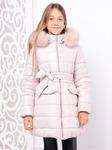 """Зимняя куртка для девочки """"Тринити"""""""