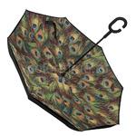 "зонт ""Перо павлина"""
