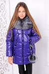 """Зимняя куртка для девочки """"Матильда"""""""