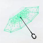 "Зонт""Вишня зеленая"""