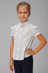 РАСПРОДАЖА. Блуза школьная, модель 0610, размер 170-84