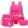 Рюкзак школьный с сумочкой