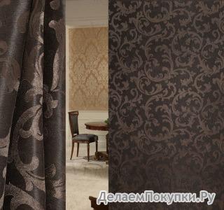 Портьерная ткань Роскошная Артикул: 150-334-22