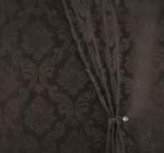 Портьера жаккард Виталина Артикул: 472-2-12 графит