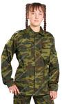 Костюм детский военно-полевой цв.Флора
