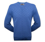 Классический пуловер (1475)
