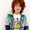 Жакет детский для мальчиков Aguero цветной [20120130115#цветной]