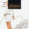 Oda 20 Elegance (Колготки женские, Filodoro Classic)