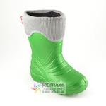 Резиновые сапоги EVA Lemigo 104 TERMIX зеленый