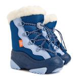 Детские сноубутсы Demar 4017 SNOW MAR синий
