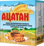 Ацатан-живая кисломолочная закваска для приготовления бездрожжевого хлеба