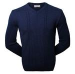 Классический пуловер (1076)