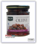 Греческие оливки Каламата без косточек 200гр / 100 гр