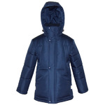 Куртка зимняя для мальчика, модель З53, цвет синий