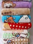 Детские тёплые двойные одеяла код: №1012