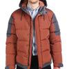 Куртка пуховая средней длины 16509
