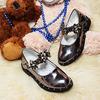 Туфли В-1801 бронза