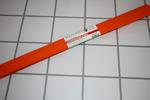 Бумага крепированная Greenwich Line 50*250см, оранжевая, в рулоне 25020