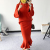 Женский костюм ( юбка и кофточка)
