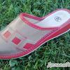 033-1 Обувь домашняя размер 39 ( длина по стельке 25 см)