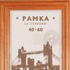 Рамка для фотографий 40*60 из сосн. багета