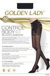 GOLDEN LADY Колготки классические Control Body 40
