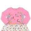 Платье для девочки (80-104) ZBB 14126-V