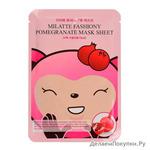 MILATTE Fashiony Mask Sheet томат