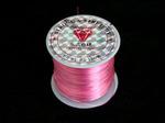 Леска-стрейтч (цвет розовый) Арт: 055-7006