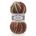 Superlana Maxi multi color (ALIZE)