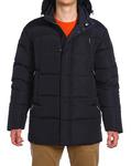 Куртка пуховая удлиненная 15402