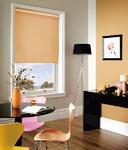Миниролло однотонные цвет абрикос