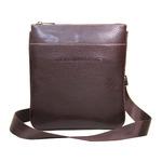 ИСК.КОЖА/КОРИЧНЕВЫЙ (Antan) мужская сумка