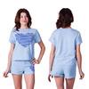 Пижама Д 88 (голубой)