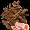 Гренки ржаные со вкусом бекона