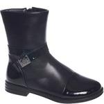 Ботинки деми для девочек INDIGO KIDS 60-197A черн