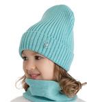 Детская шапочка Кристи без подклада