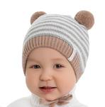 Детская шапочка Минутка без подклада.