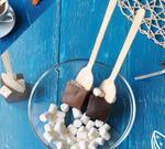 Шоко-ложка с разными вкусами