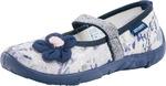 431087-13 синий туфли дошкольные текстиль 26-31