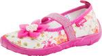 431094-11 фуксия туфли дошкольные текстиль 26-31